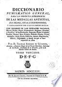 Diccionario numismatico general, 3