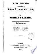 Diccionario portátil español-inglés