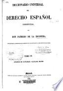 Diccionario universal del derecho español: Aduanas de ultramar