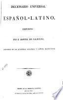 Diccionario universal español-latino