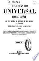 Diccionario Universal Francés-Español, Español-Francés: Francés-Español. M-Z