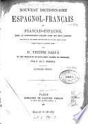 Dictionnaire espagnol-français