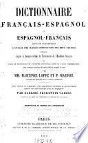 Dictionnaire français-espagnol et espagnol-français