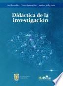 Didáctica de la investigación