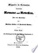 Die Prüfungen des Persiles und der Sigismunda I.
