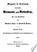 Die Prüfungen des Persiles und der Sigismunda II.