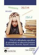 Dificultades específicas de aprendizaje en Educación Primaria
