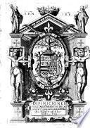 Difiniciones Y Establecimientos De La Orden Y Cavalleria D Alcantara