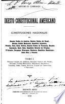 Digesto constitucional americano