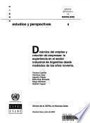 Dinámica del empleo y rotación de empresas