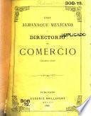 Directorio del comercio del Imperio mexicano para el año de 1866