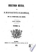 Directorio místico del.. Scaramelli, 1