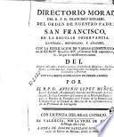 Directorio moral