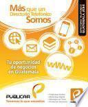 Directorio Telefónico de Guatemala Metropolitano Edición: 2014