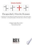 Discapacidad y Derecho Romano