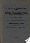 Discurso del Sr. D. Aureliano Fernandez-Guerra y Orbe sobre la conjuración de Venecia de 1618, vindicando la memoria del Duque de Osuna y de los marqueses de Bedmar y de Villafranca ...