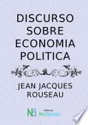 Discurso sobre economia politica