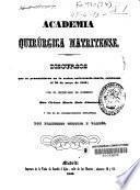 Discursos que se pronunciaron en la sesión, aniversario cuarto, celebrada el 20 de mayo de 1849
