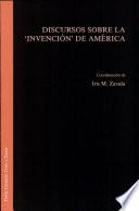 Discursos sobre la 'invención' de América