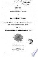 Discursos sobre las grandezas y virtudes de la Santísima Virgen