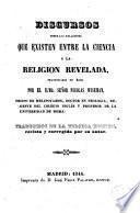 Discursos sobre las relaciones que existen entre la ciencia y la religión revelada pronunciados en Roma, 1