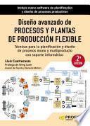 Diseño avanzado de procesos y plantas de producción flexible NE