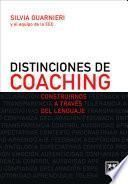 Distinciones del coaching