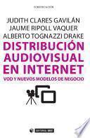 Distribución audiovisual en internet