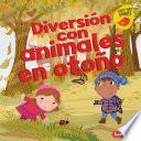 Diversión con animales en otoño (Fall Animal Fun)