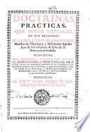 Doctrinas practicas