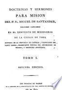 Doctrinas y sermones para misión