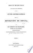 DOCUMENTOS  A LOS QUE SE HACE REFERENCIA IN LOS APUNTES HISTORICO CRITICOS