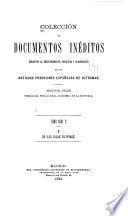 Documentos inéditos de las islas Filipinas: Expedición de Legazpi, 1565-1567
