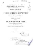 Documentos internacionales que corresponden a la epoca intermedia de los Gobiernos constituidos desde el mes de octubre de 1868 hasta fin del año 1874
