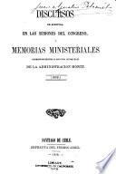 Documentos parlamentarios: 1859
