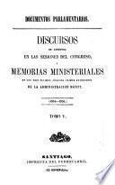 Documentos parlamentarios