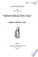 Documentos relativos al denuncio de los fundos mineros de la Negociación Minera del Encino y Anexas y ejecutoria de la Suprema Corte de Justicia