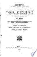 Documentos relativos al juicio que se sigue en los tribunales de Londres por la Comision de delegados fiscales del Peru, contra la Compa?nia de consignacion del guano en la Gran Breta?na é Irlanda por abusos y fraudes en el desempe?no de su cargo