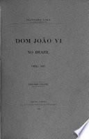 Dom João VI no Brazil