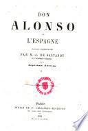 Don Alonso ou l ́Espagne