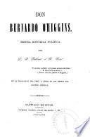 Don Bernardo O'Higgins