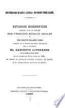 Don Fernando de León y Castillo.-Don Benito Pérez Galdós