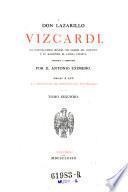 Don Lazarillo Vizcardi. Sus investigaciones musicas ... recogidas y ordenadas. Dalas a luz (Francisco Asenjo Barbieri.)