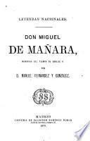 Don Miguel de Mãnara