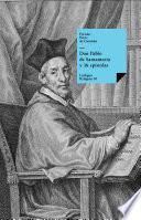Don Pablo de Santamaría y 16 epístolas