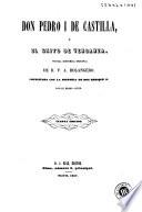Don Pedro I de Castilla, ó, El grito de venganza