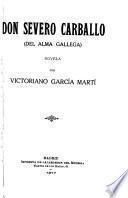 Don Severo Carballo (del alma gallega)