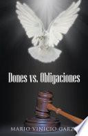 Dones vs. Obligaciones