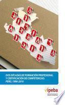 Dos décadas de formación profesional y certificación de competencias
