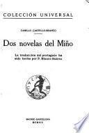 Dos novelas del Miño